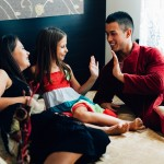 Семейство с дете