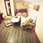 Двойна стая + разтегателен диван